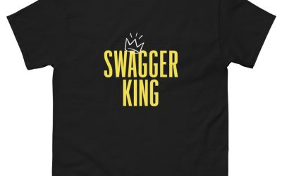 Swagger King Heavyweight Tee