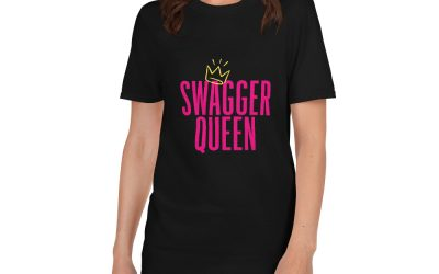 Swagger Queen Short Sleeve Basic Unisex Tee