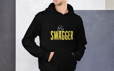 Swagger Hoodie (Yellow)