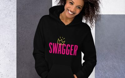 Swagger Hoodie (Pink)