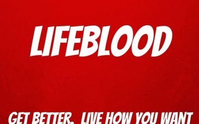 Lifeblood Podcast Episode 1077: Find Your Swagger with Leslie Ehm