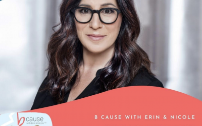 b Cause Podcast Episode 112: Unleash Your Swagger with Leslie Ehm